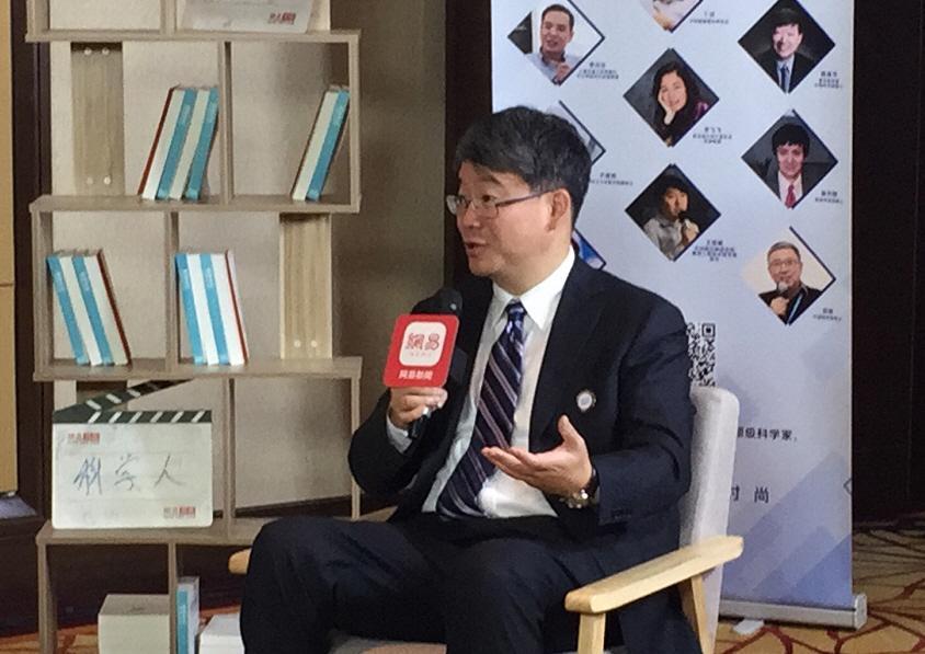 丁洪:未来十年后人工智能也能当科学家