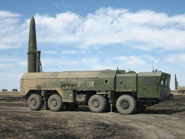 俄媒称伊斯坎德尔导弹令美军胆寒 技术仍在提升