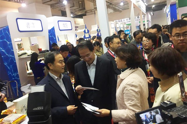 东城旅游商品亮相第六届北京国际旅游商品及装备博览会