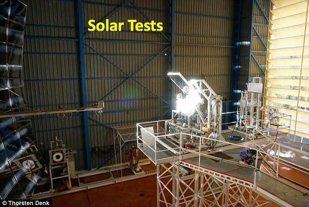 宇航员不再缺氧气?新光能反应器可取月球土壤造氧