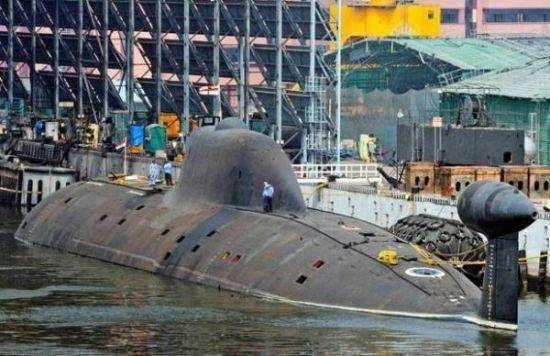 外媒:多国争百亿印度潜艇大单 日本已放弃竞标
