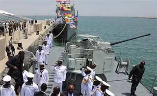 中国退役军在纳米比亚焕发第二春
