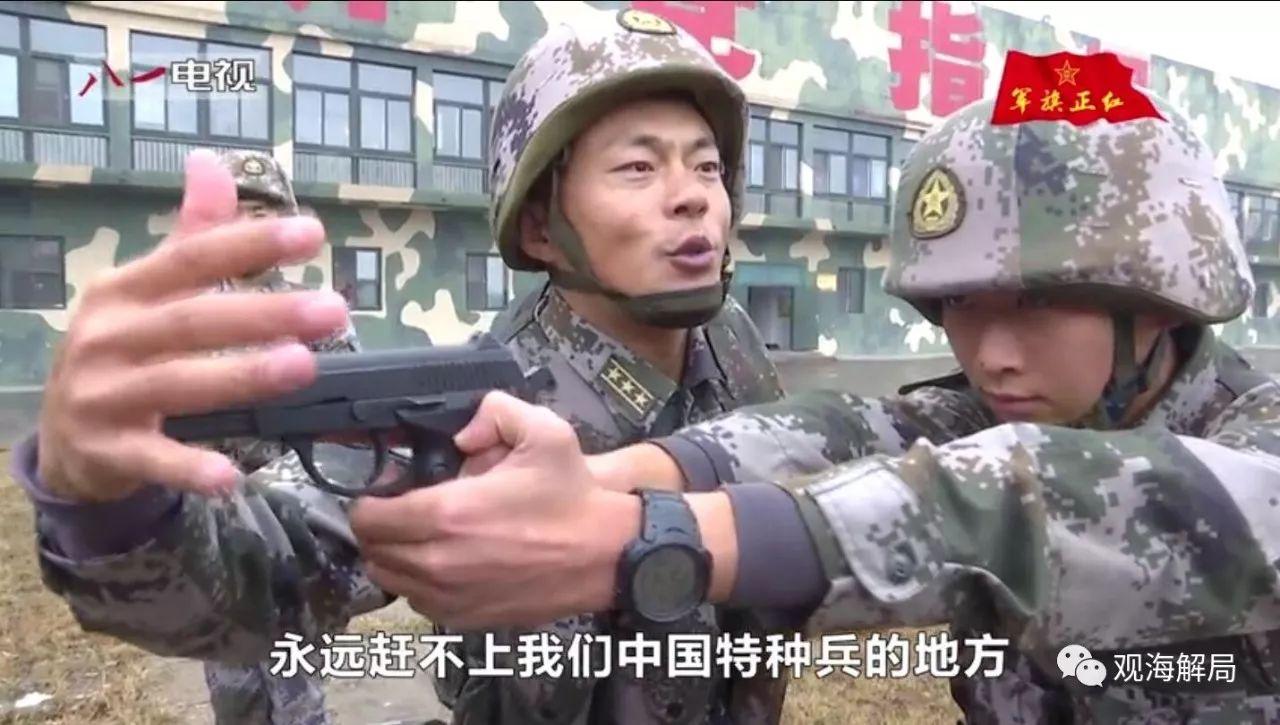 """""""枪王之王""""陈国韬:0.6秒出枪摄像机跟不上"""