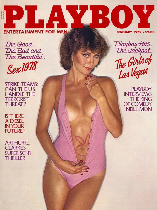 7位《花花公子》封面女郎30年后再登封面