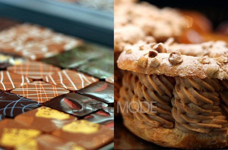 甜品中的小巴黎 巴黎最著名的八家甜品店