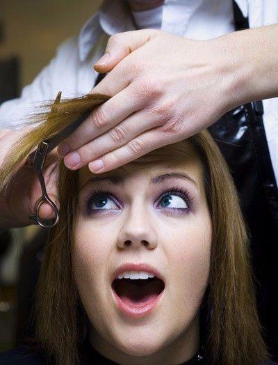 头发剪失败了先别抓狂 分享几个补救办法给你