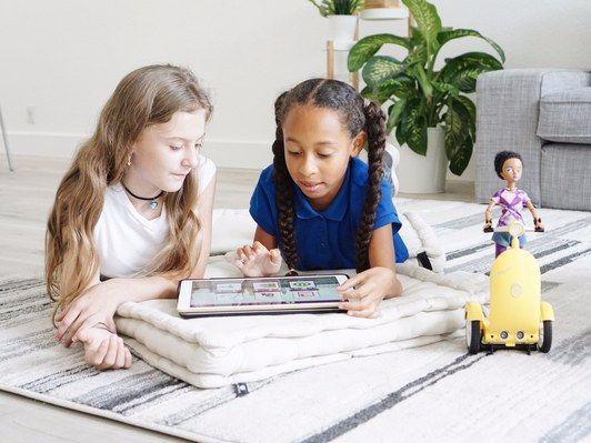机器人能帮助更多的女孩进入科技领域吗?