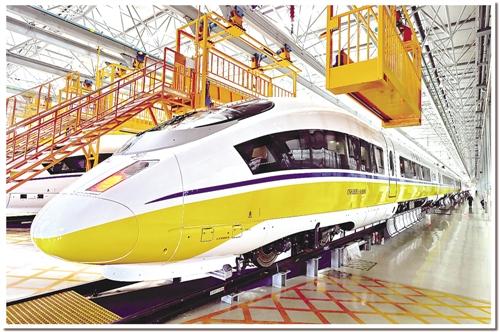 中车长客:在世界舞台展现中国装备制造魅力