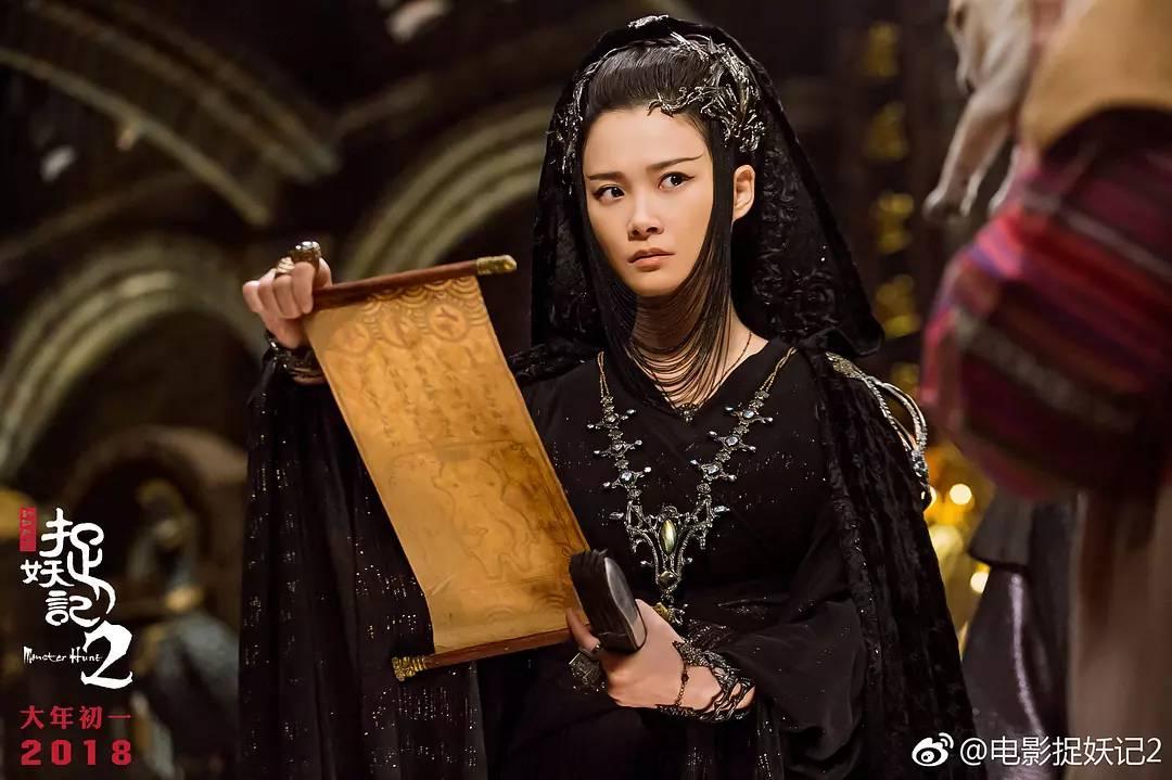 李宇春 从攻气十足到美艳绝代