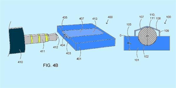 新专利可让设备不必为轻薄而取消3.5mm耳机孔