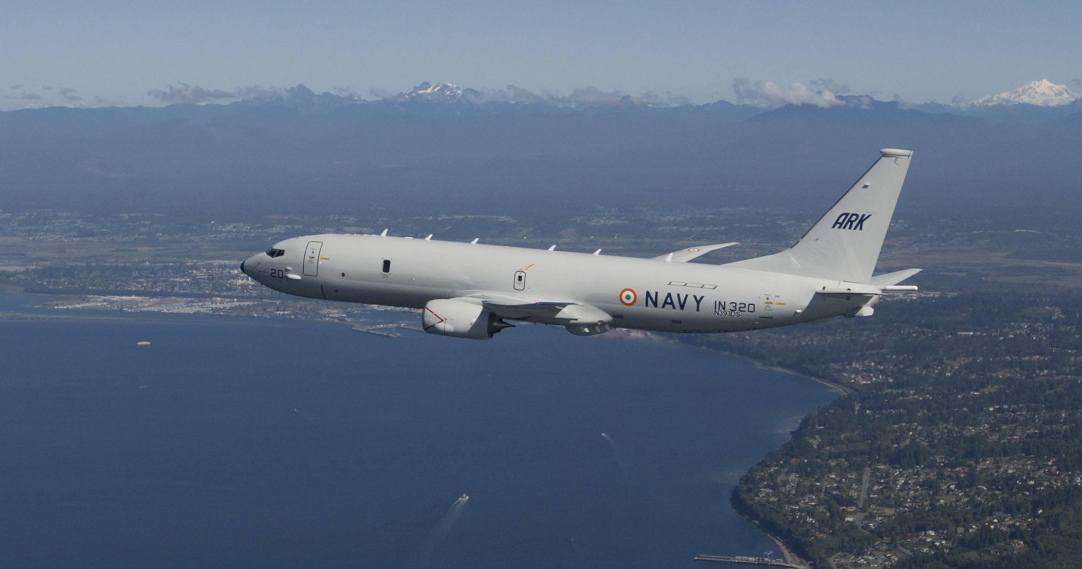 印日反潜机在印度洋练反潜 印媒暗示或针对中国