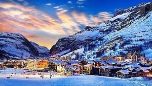 盘点全球久负盛名的滑雪胜地