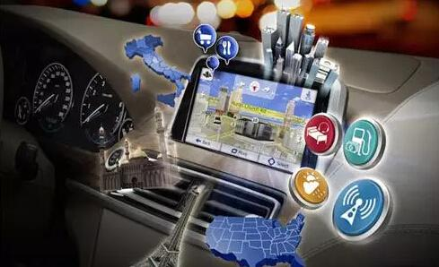 西方汽车集团慌了 BAT正发力互联网汽车操作系统