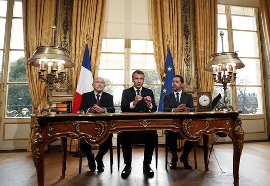 法国总统签署反恐法案 取代持续近2年之紧急状态