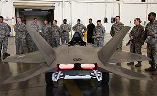 F-22萌禽超级大改版萌哒来袭