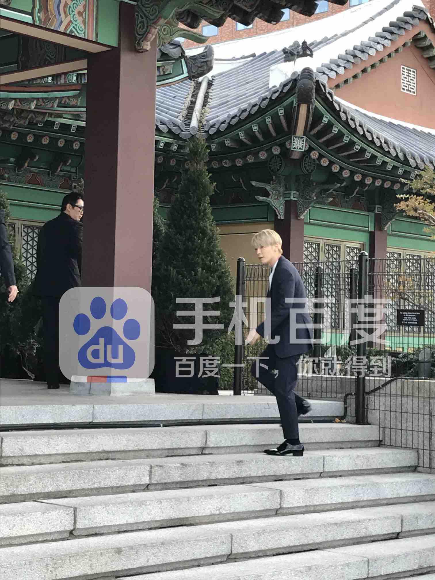 Super Junior李东海到场双宋婚礼