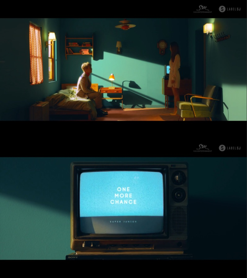 Super Junior先行曲《One More Chance》MV成为话题