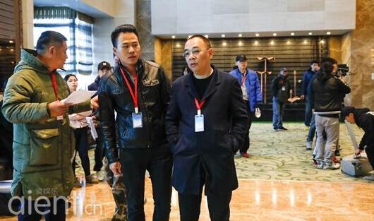杜新东监制的电影《卧底千金》顺利开机