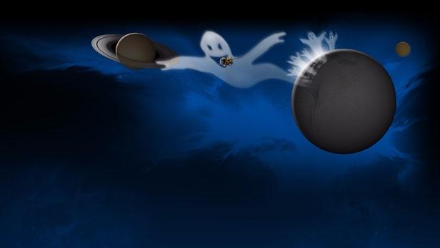 NASA分享万圣节歌单:来自太空的鬼魅之声