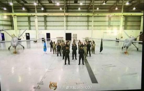 沙特高调展示中国无人机 传一口气买300架
