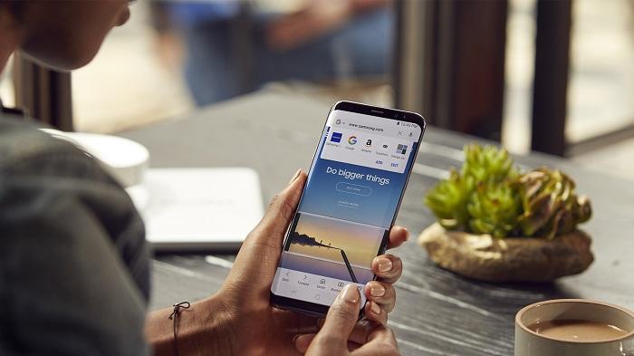 三星开放Android浏览器:自带习惯追踪屏蔽器