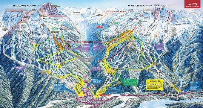 """身为""""冰雪达人""""的你 怎能不了解这些久负盛名的滑雪胜地"""