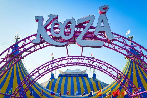 易到携手太阳马戏上海送票 打车免费看《KOOZA》!