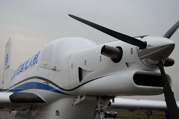 厉害了!全球首款大型民用货运无人机演示飞行成功