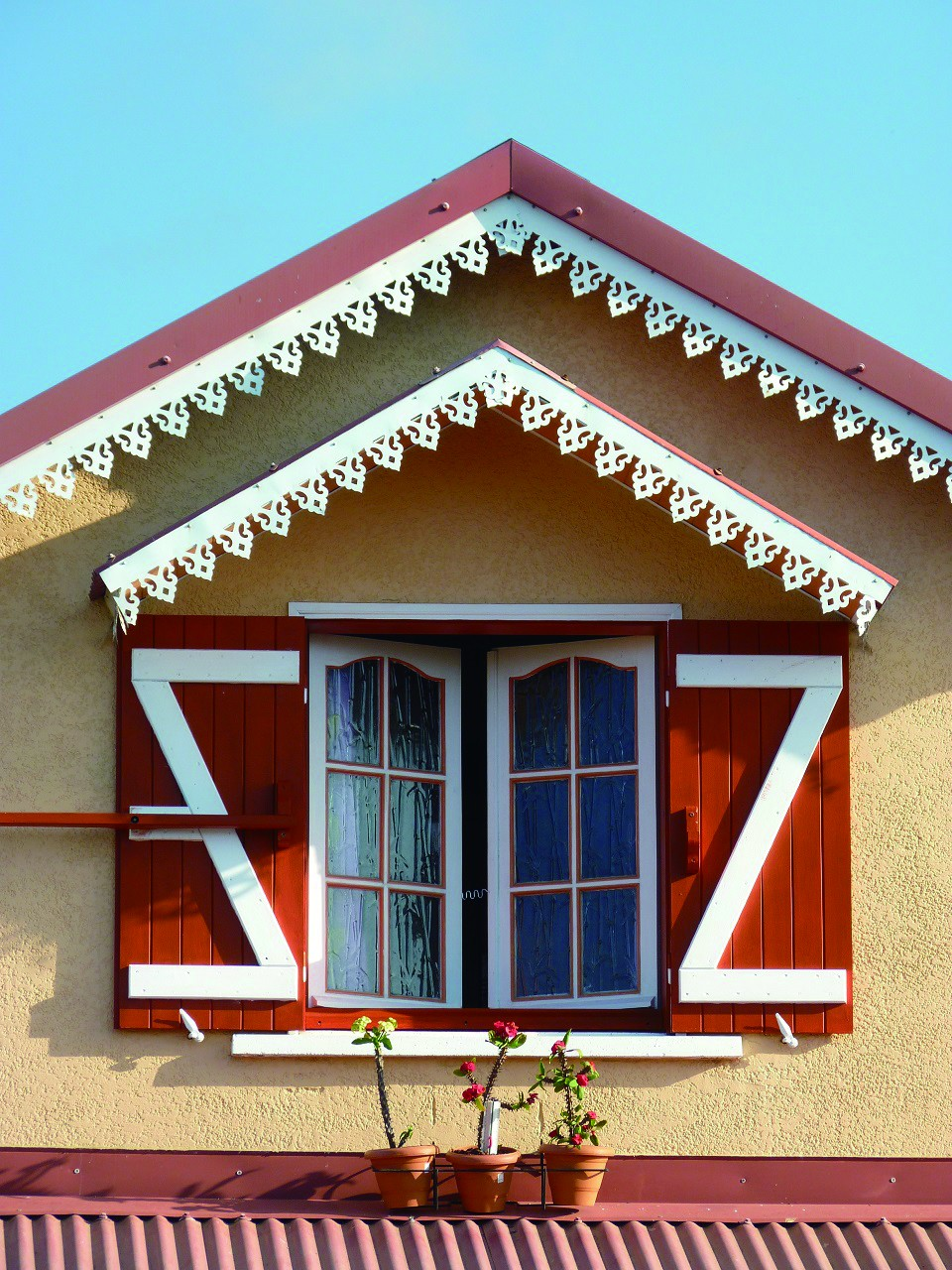 pvc手工制作房子