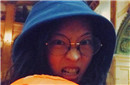 惠若琪携手龚翔宇万圣节搞怪自拍 自称美工小能手