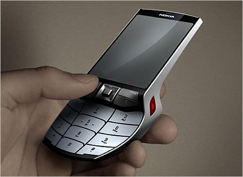 诺基亚强势回归 印度成为诺基亚手机最大市场