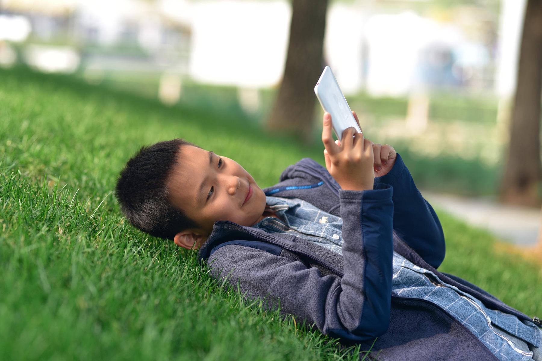 更适合青少年阅读 掌阅iReader Light青少版图赏