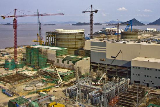 中国核电技术实现四大跨越:国产化率大幅提高
