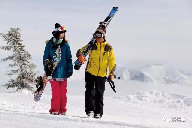 日本滑雪攻略:雪国新潟,不得不去的高逼格滑雪场是它们!
