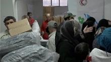 中国向叙利亚流离失所者寒冬前送温暖