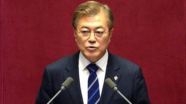 文在寅:韩中关系回暖刚刚开始 政界要耐心等待