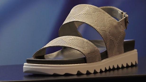 神奇的石墨烯鞋