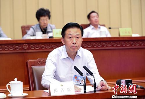 肖捷任国务院副秘书长 陈晓东任外交部部长助理