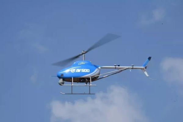 突破!国产AV500无人直升机创海拔5000米升限记录