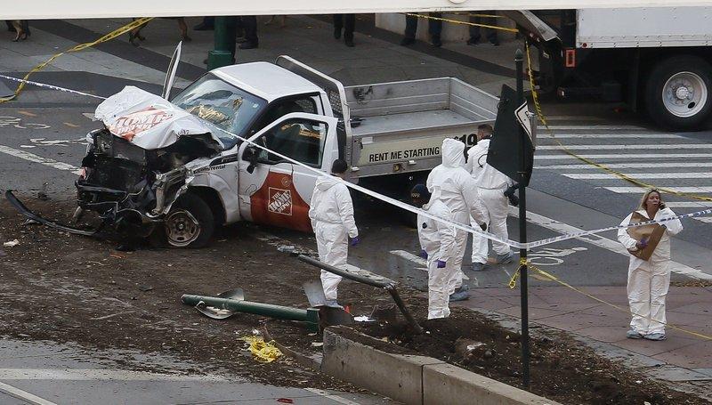 2名华裔在纽约恐袭中受伤 其中一名年仅15岁