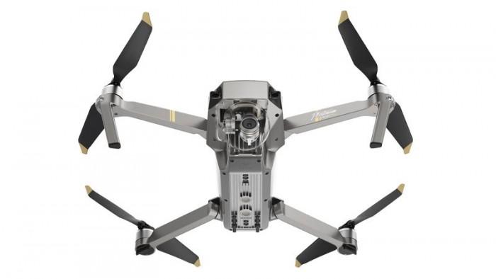 DJI新无人机重新设计叶片和转子 安静运行令人难以置信