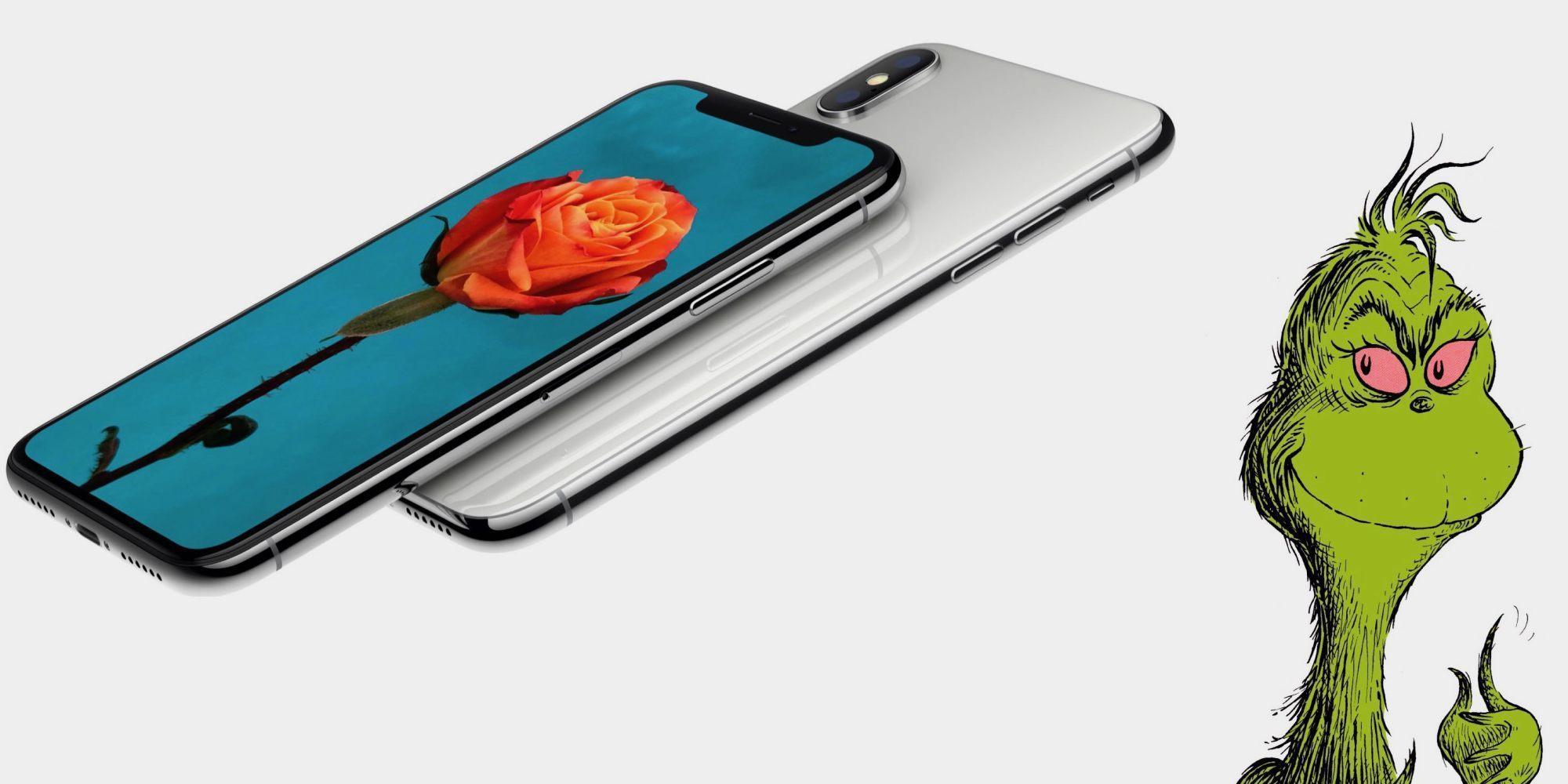 "iPhone X""吸金"",分析师:美国人购物季或要省着花"