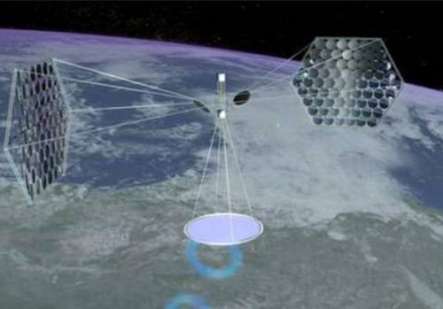 媒体:中国有能力率先建成空间太阳能电站 或领跑全球