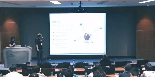 Matternet公司与奔驰公司合作开发的未来快递系统
