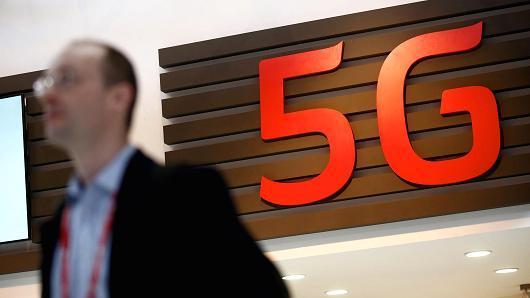 美媒:2035年将有10亿人用上5G 将由中国主导