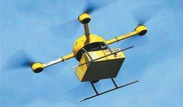 印度将允许无人机快递