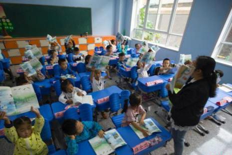 中国教育投入超三万亿元