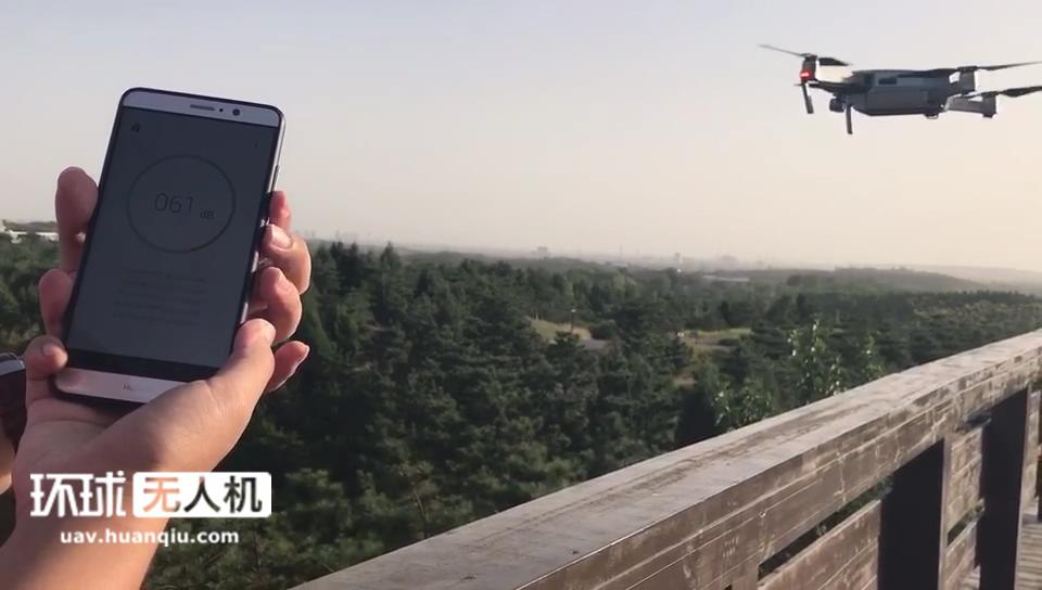 外媒:大疆新型无人机降低噪音 推动无人机新发展