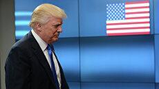 特朗普:在越南APEC峰会上或将与普京会晤