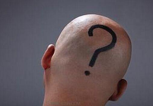 中国男性脱发呈低龄化趋势 50岁男性脱发率达50%